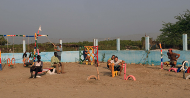 Sine Saloum playground