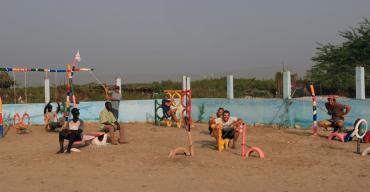 Sine Saloum playground