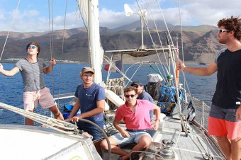 Sail with us in Cabo Verde