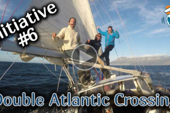 Double Atlantic crossing to the Cape of Good Hope